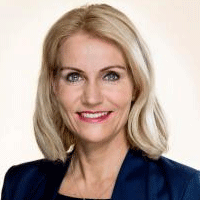 Helle Thorning-Schmidt - CEO van Save the Children International