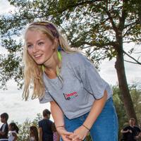 Lise (24), TeamUp-vrijwilliger